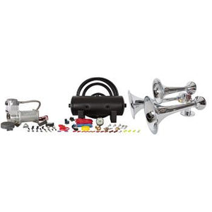 24 Volt Train Horn & Air Horn Kits