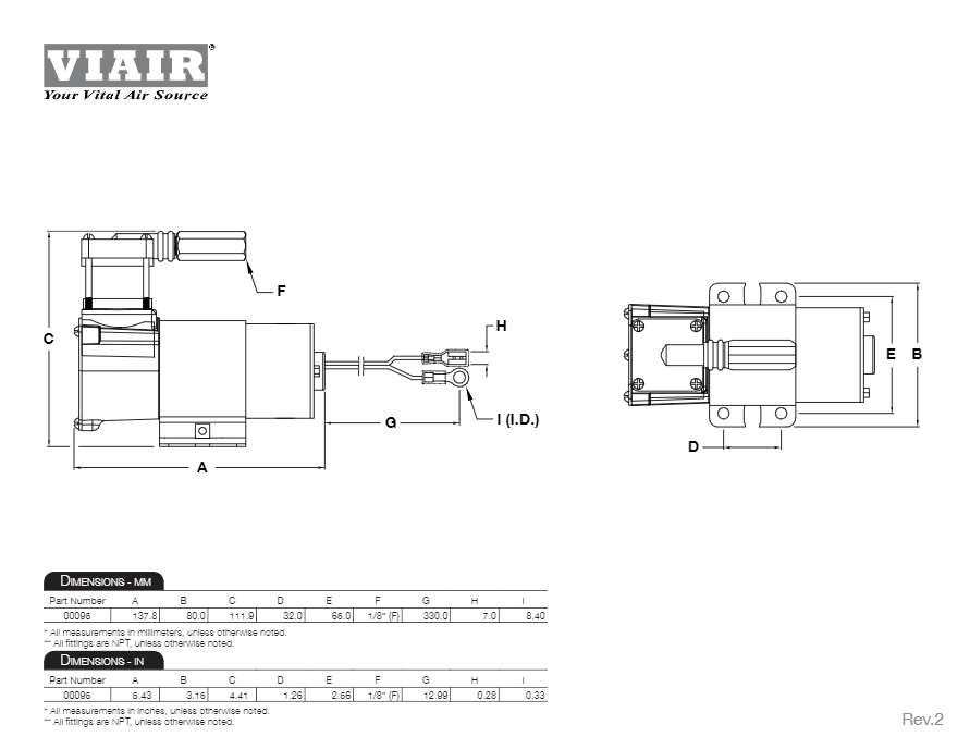 viair compressor wiring diagram viair 95c silver air compressor hornblasters  viair 95c silver air compressor