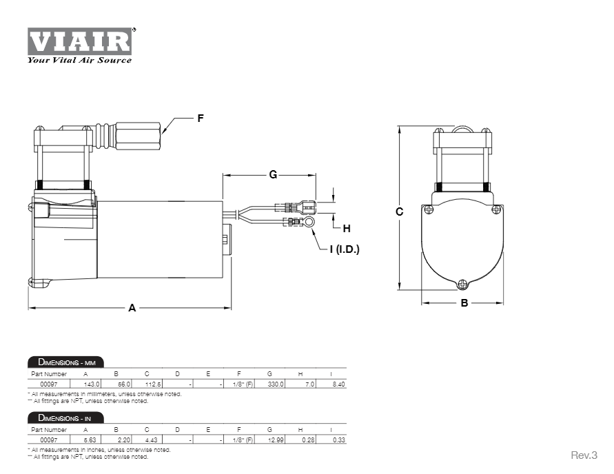 viair compressor wiring diagram viair 97c silver air compressor hornblasters  viair 97c silver air compressor