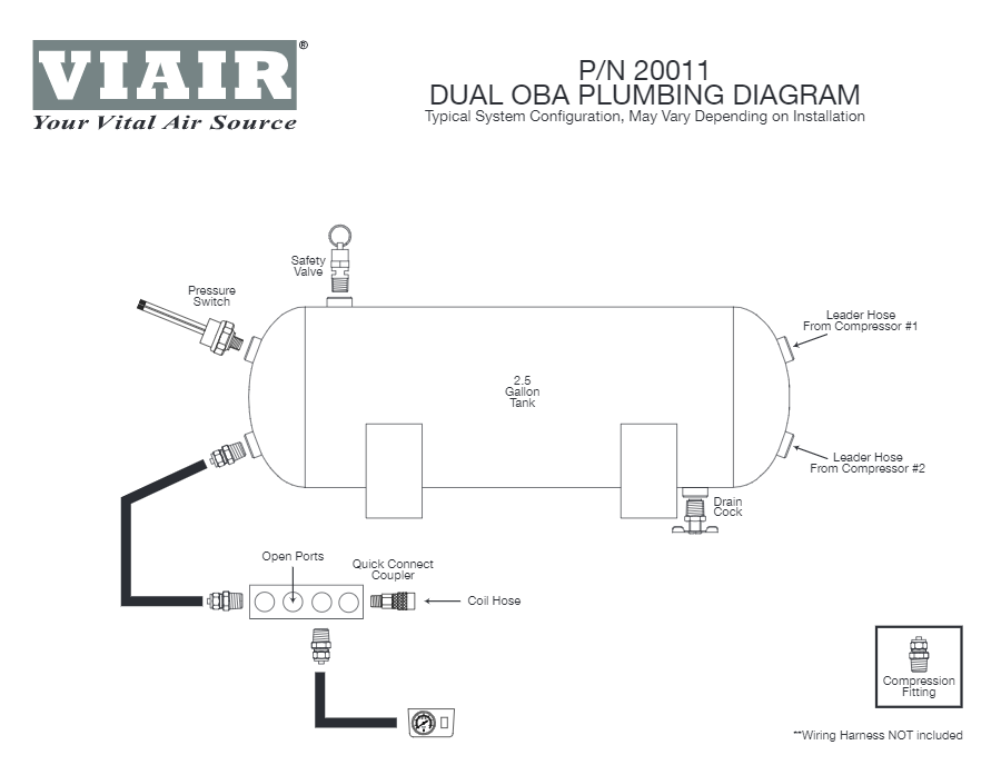 Viair 380c Wiring Diagram - Wiring Diagram Data