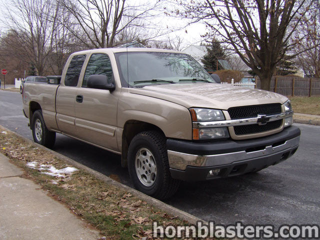 joe 39 s 2004 chevrolet silverado 1500 extended cab train. Black Bedroom Furniture Sets. Home Design Ideas