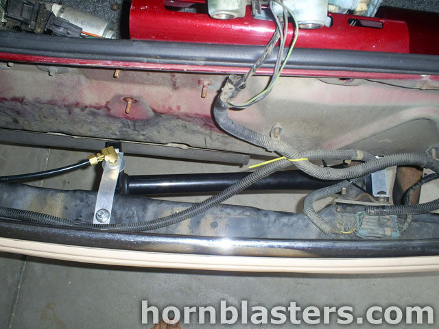 Cool Cadillac Deville Train Horn Install Hornblasters Wiring Digital Resources Talizslowmaporg