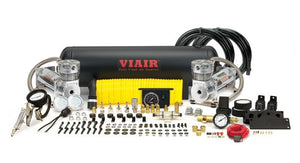 Viair Dual Chrome 480C Onboard Air System Viair 20021