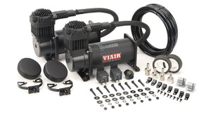 Viair Dual 380C Stealth Black Air Compressor Kit