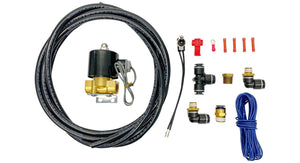 1/4″ Dual Tank Electric Drain Valve Kit