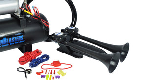 Super Echo 228H Air Horn Kit