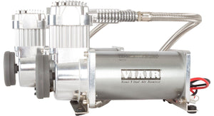 Viair 38002 Dual 380C Pewter Air Compressors