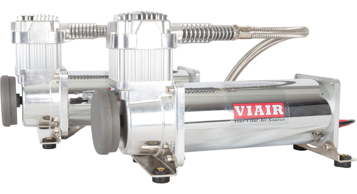 Viair Dual 444c Chrome Air Compressor Kit Wiring Diagram