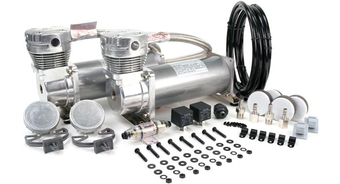 viair dual 480c pewter air compressor kit