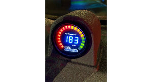 HornBlasters 220 PSI Digital Air Pressure Gauge