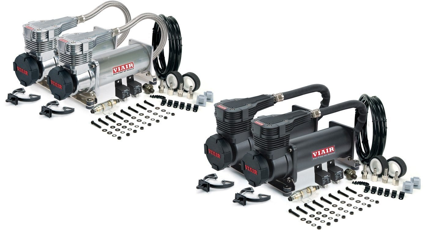 Viair Dual 485C Air Compressor Kit