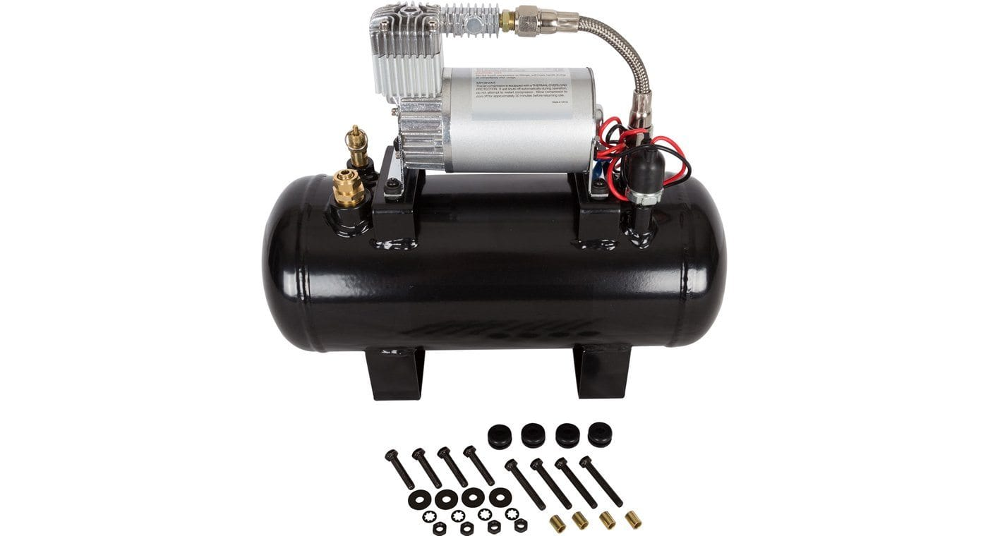 Viair 20003 Air Source Kit with 275C for Train Horns