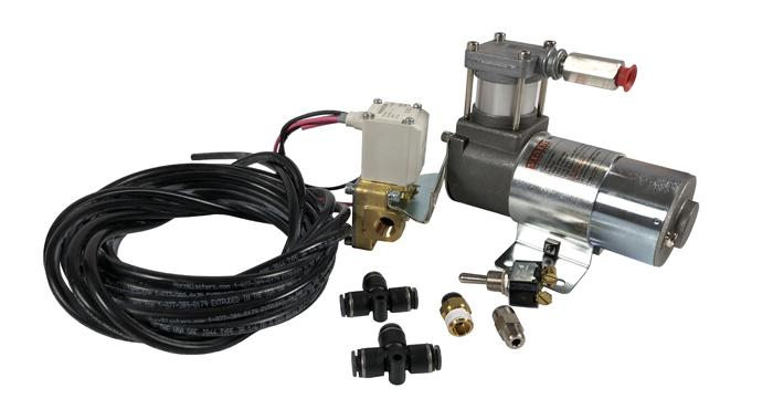 Motorcycle Air Ride Suspension Modification Kit 2
