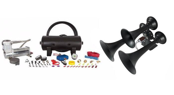 HornBlasters Rhino 244 Train Horn Kit - HornBlasters
