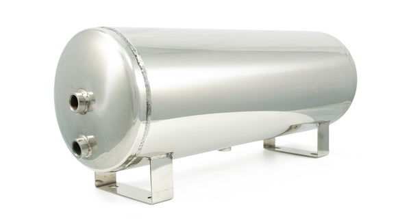 5 Gallon Stainless Steel 4 Port Air Tank