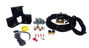 HornBlasters Complete Nathan Airchime 3 Bell Remote Mounting Kit with Valve - HornBlasters