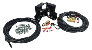 HornBlasters Complete Nathan Airchime 5 Bell Remote Mounting Kit with Valve - HornBlasters