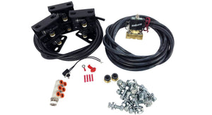 HornBlasters Complete Nathan Airchime 6 Bell Remote Mounting Kit with Valve - HornBlasters