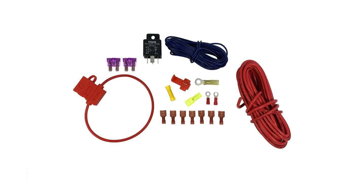Viair Compressor Wiring Diagram Libraries 12 Volt Air Free Download 40 Amp Kit Hornblasters40
