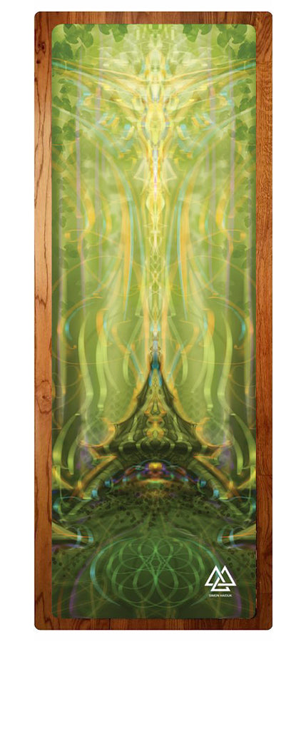 """Celebration Grove"" Yoga Mat"