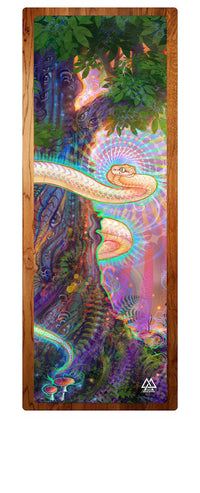"""Eden's Dream"" Yoga Mat"