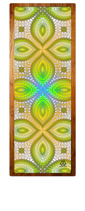"""Activation Initiated"" Yoga Mat"