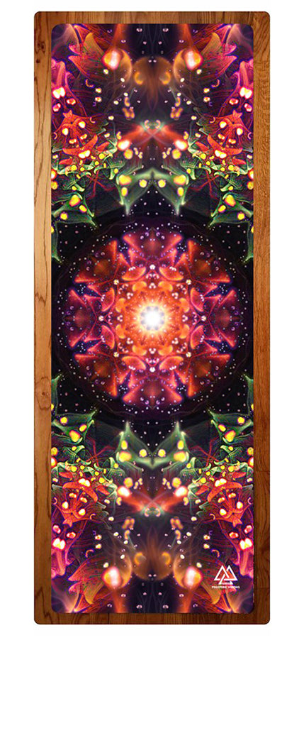 """Beyond the Canopy"" Yoga Mat"