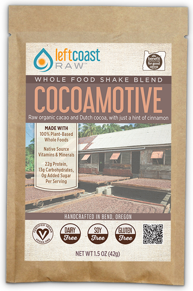 CocoaMotive Protein Shake Blend