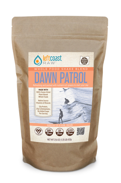 Dawn Patrol Whole Food Shake Blend