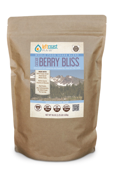 Berry Bliss Shake Blend