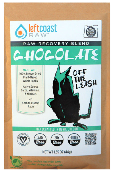 Off The Leash Recovery - Chocolate