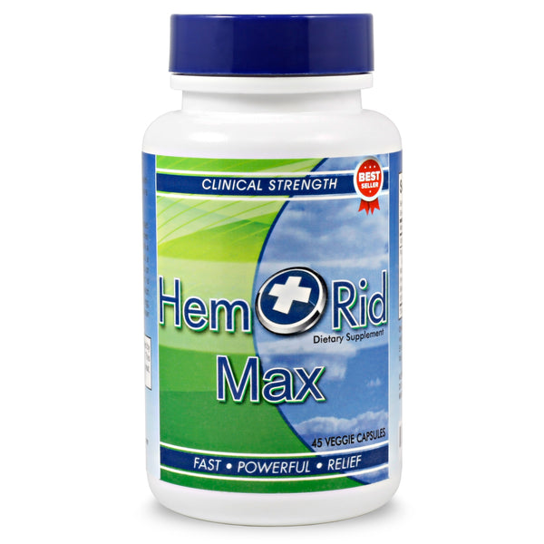 What Is HemRid? Learn More About Our Award Winning Hemorrhoid Supplement