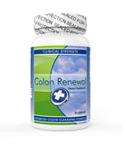 Colon Renewal - All Natural Colon Cleanse Supplement - Fast & Effective Way to Cleanse & Detoxify Your Body - 100% Herbal Ingredients - 90 capsules - 750mg - 120-Day Manufacturer's Guarantee