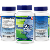 HemRid Max - Get Fast Hemorrhoid Relief - Guaranteed or Your Money Back