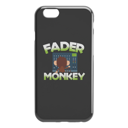 Fader Monkey iPhone Cell Phone Case