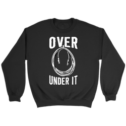 Over Under It Sweatshirt