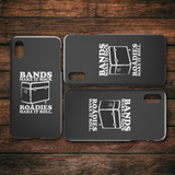Bands Make It Rock...Roadies Make It Roll iPhone Cell Phone Case