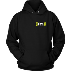 PA of the Day Logo Hoodie