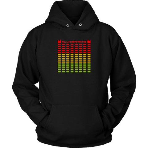 Fully Caffeinated Hoodie