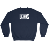 Lasers Crew Shirts And Hoodies