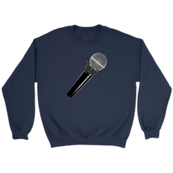 """Don't Cup The Mic"" Sweatshirt"