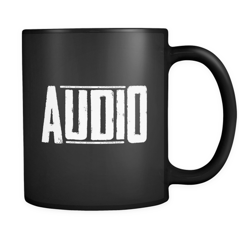 Audio Crew Coffee Mug