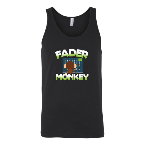 Fader Monkey Tank Top