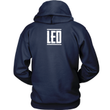 LED Crew Shirts And Hoodies
