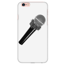 Don't Cup The Mic Apple iPhone Case