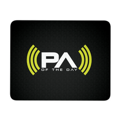 PA of the Day Logo Mouse Pad