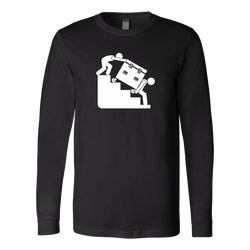 Load In Guys - Stair Battle Long Sleeve Shirt