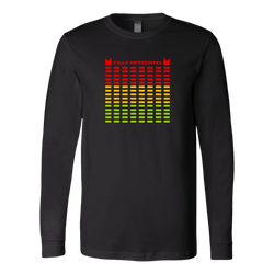 Fully Caffeinated Long Sleeve T-Shirt