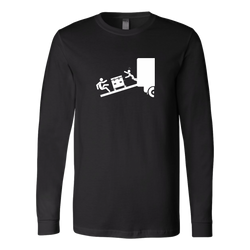 Load In Guys - Runaway Case Long Sleeve Shirt