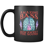 Amazing Bass (Guitar) How Sweet The Sound Coffee Mug